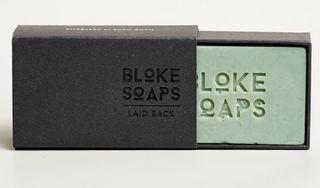 Bloke Soap Bar Laid Back Lime&Hemp