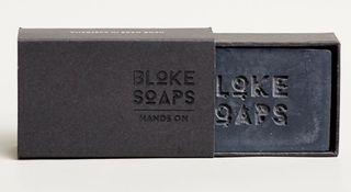 Bloke Soap Bar Hands On Peppermint