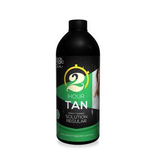 Blk Magic 2 Hour Tan Regular