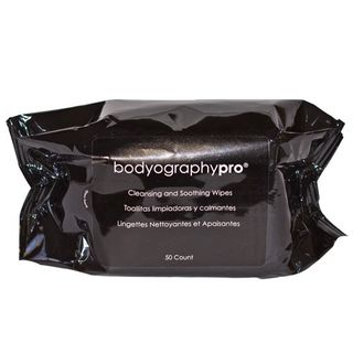 Bodyography Facial Wipes Pkt50