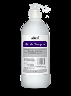 Wavol Shampoo Blonde 1lt