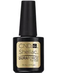 CNDShellac DuraForce TopCoat 15ml