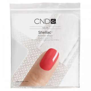 CND Remover Wraps Foil Pkt250