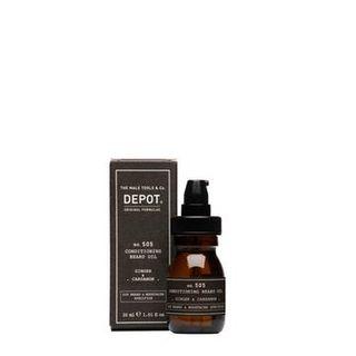 No.505 Cond/Beard Oil G/Card. 30ml