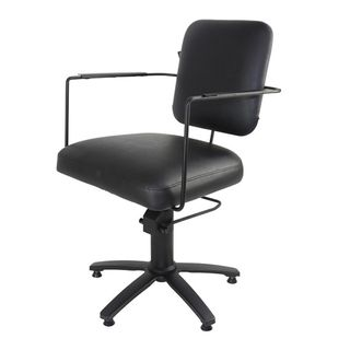 ESTELLE Styling Chair Black 42294F/BL