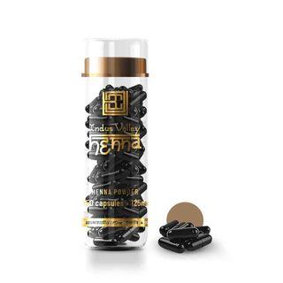 BROW CODE Henna Powder L/Brn 50x125mg