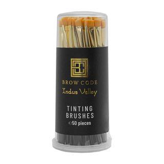 BROW CODE Henna Tint Brushes x50