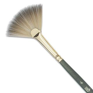 Hawely Fan Brush 6016A-8