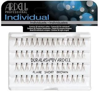 Ardell Flare Short BROWN