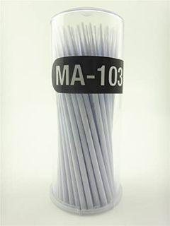 Micro Swabs White pkt 100 (1mm)
