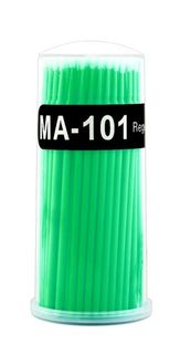Micro Swabs Green pkt100 (2mm)