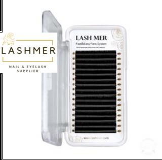 LASH MER Easy Fan Lashes C0.05 mix tray