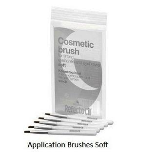 Refectocil Brush Silver Pkt5