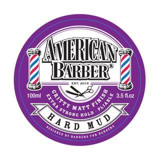 American Barber Hard Mud DUO