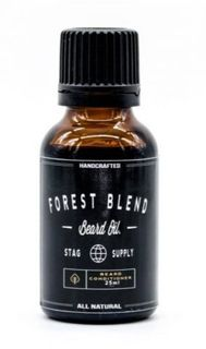 Stag Supply Beard Oil Forest Blend