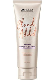 Indola Blonde Addict Wash#1 InstaCool