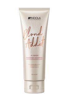 Indola Blonde Addict Wash#1 PinkRose