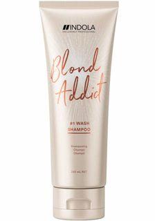 Indola Blonde Addict Wash#1 Shampoo