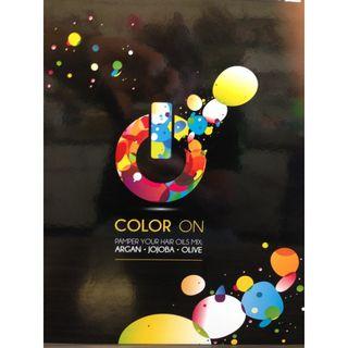Color On Colour Chart