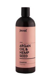 Jeval Argan Oil Shampoo 1Litre