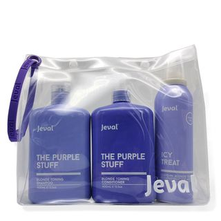 Jeval The Purple Stuff 4Piece Pack