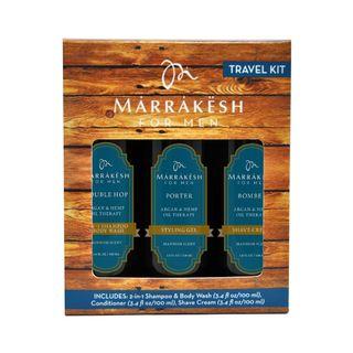 Marrakesh for Men Travel Kits