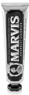 Marvis Amarelli Liqorice 85ml