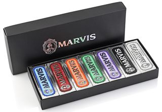 Marvis Black Box 7x25ml flavours