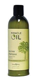 Miracle Oil T/Tree S/poo. 473ml
