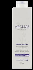 Aromas Blonde Shampoo 275ml