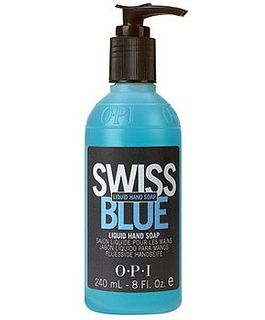 OPI Swiss Blue 240ml