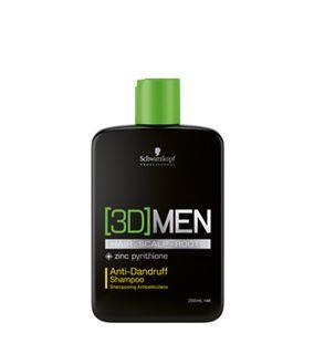 [3D] Men AntiDan Shampoo 250ml