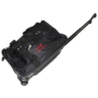 Hi Lift Wheelie Bag Black