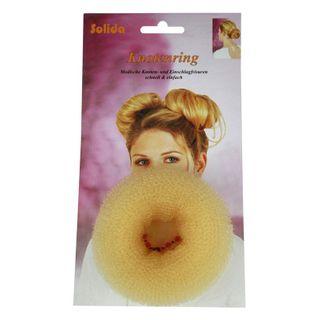 Hair Donut Medium Blonde 8cm HD06