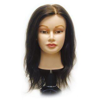 Mannequin Aimee Medium Brown Hair