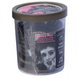 Bobby Pins 3 inch Black