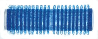 Self Gripping Rollers 15mm Blue