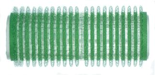 Self Gripping Rollers 21mm Green
