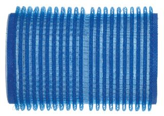 Self Gripping Rollers 40mm Blue