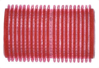 Self Gripping Rollers 36mm Red