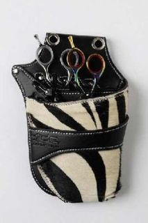 Scissor Pouch Zebra AGZP