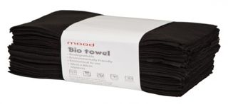 Towels Black Disposable 50pkt SalonSmart
