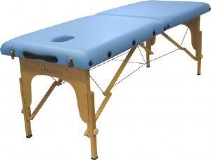 Auspedic 4010 Portable Bed (wood)