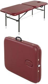 Auspedic 3010 Portable Bed (alum)