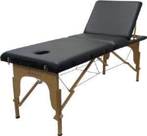 Auspedic 4015 Portable Bed w/tilt (wood)