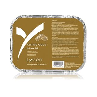 Lycon Active Gold Hard Wax 1Kg.