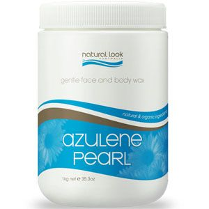 N'Look Soft Wax AzulenePearl 1 kg