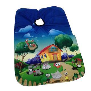 Wrap Kids Farm Yard Design Green
