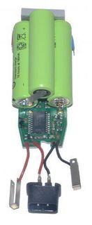 Battery & PCB SuperCordless 1872-7240