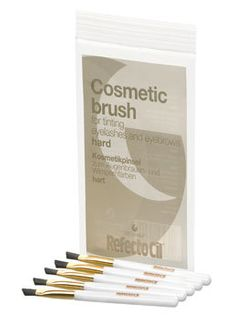 Refectocil Brush Gold Hard Pkt5